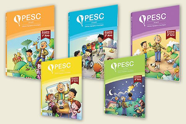 PESC material de 6 ao 9 ano escola material didatico secretaria da educacao professsores